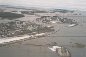 Ste Agathe 1997 Flood