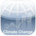 World Bank Climate Change Data Finder App icon